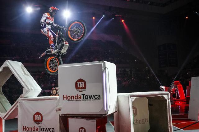 画像: 【Xトライアル2019 グラナダ】トニ・ボウがXトライアル世界選手権で60勝