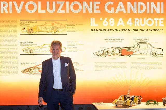 画像: トリノ自動車博物館「ガンディーニ 隠れた天才」展では監修を務めた。なお同展は、2019年5月26日まで開催中。