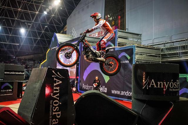 画像: 【Xトライアル アンドラ】トニ・ボウが優勝でXトライアルを締めくくる