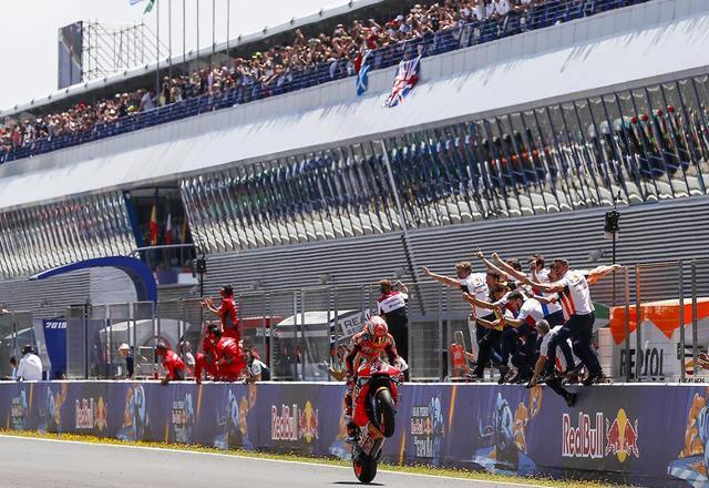 画像: 【モトGP2019 スペインGP】マルク・マルケスが優勝し、シリーズトップに返り咲き