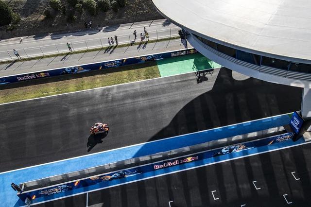 画像: 【モトGP2019 スペインGP1日目】マルケスとロレンソは上々の滑り出し