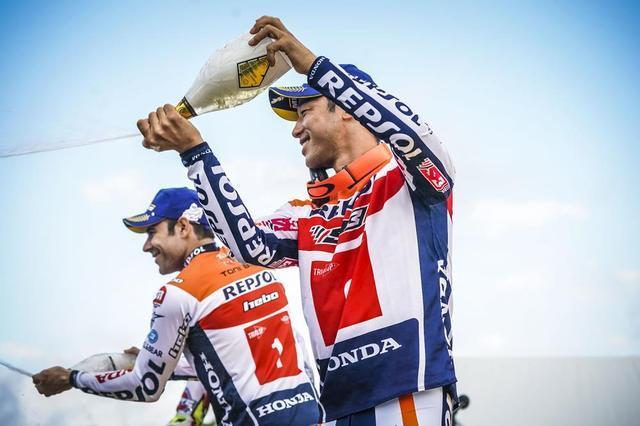 画像: 【トライアル世界選手権2019 日本GP】ボウと藤波が連日表彰台を獲得