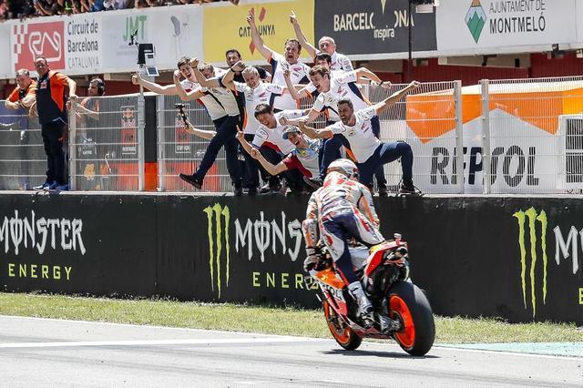 画像: 【モトGP2019 カタルニアGP】マルケスが今シーズン4勝目