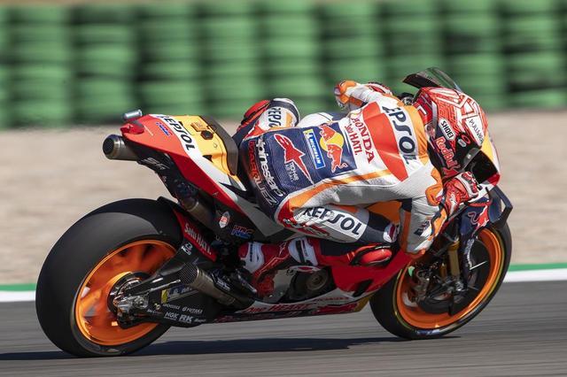 画像: 【モトGP2019 オランダGP2日目】マルケスは予選で4位