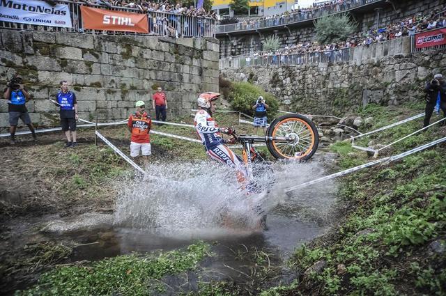 画像: 【トライアル世界選手権2019 ポルトガルGP】トニ・ボウが6連勝