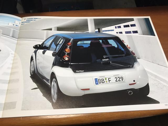 画像7: 懐カタログ'04「スマート フォーフォー」