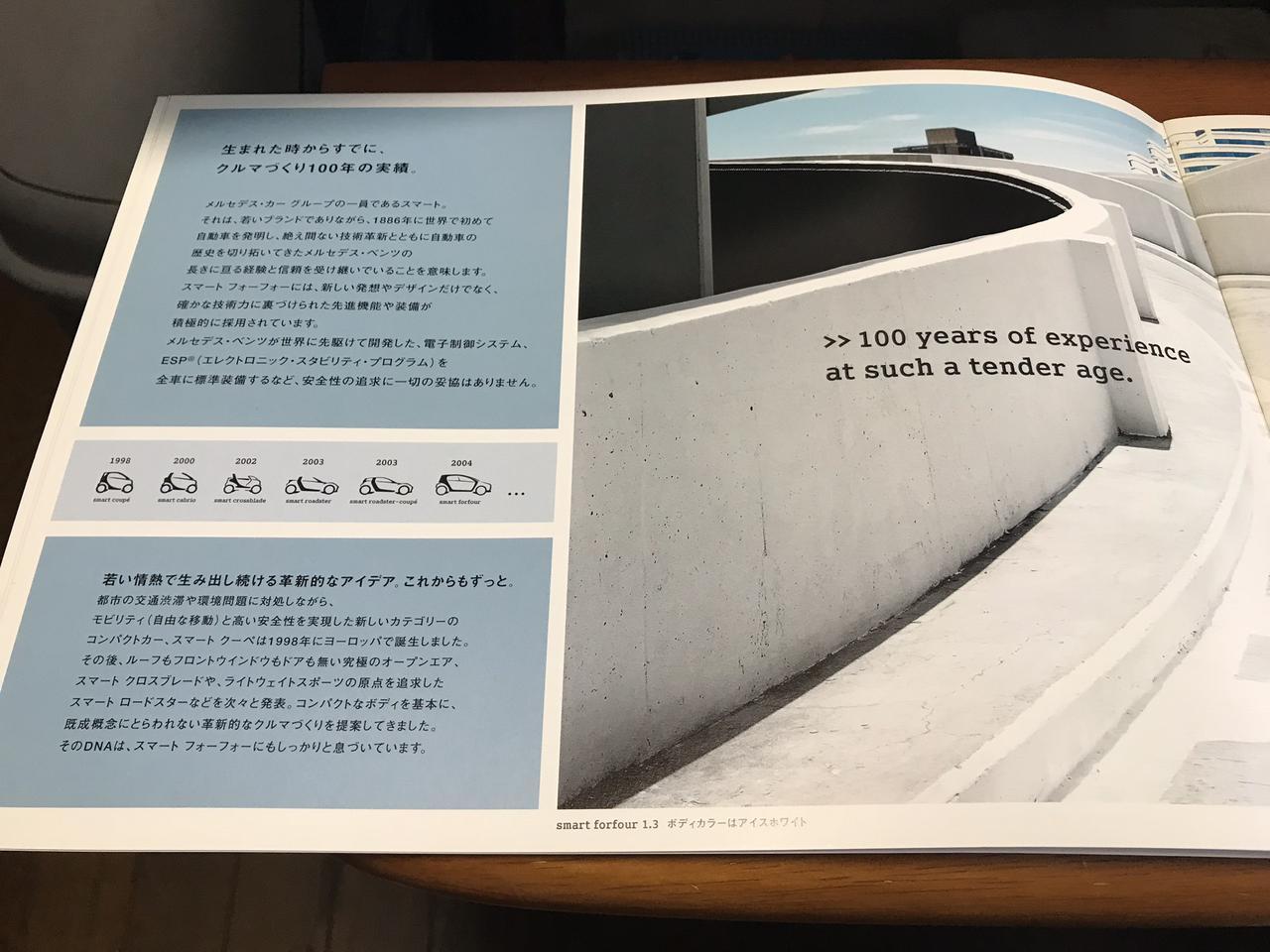 画像6: 懐カタログ'04「スマート フォーフォー」