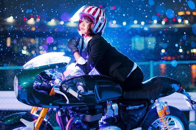 画像: カーくるアンバサダーとしてモデルのYUさんが就任!
