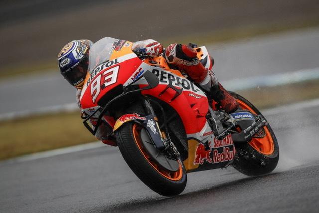画像: 【モトGP日本GP2日目】マルケスがもてぎで初ポールを獲得