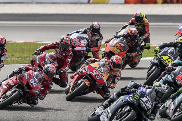 画像: 【モトGP1029 マレーシアGP】マルケスが11位スタートから鮮やかに2位を獲得