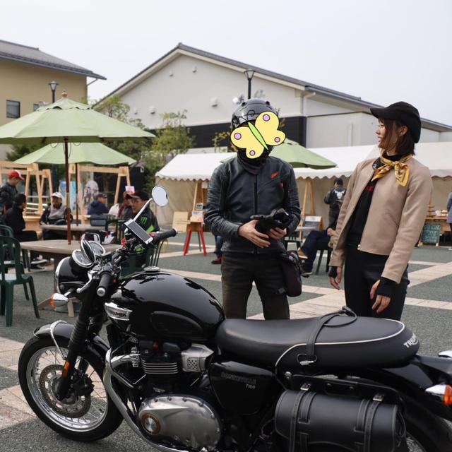 画像9: バイクるおおがきパーティー1st