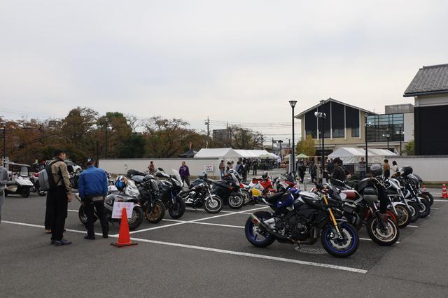 画像4: バイクるおおがきパーティー1st