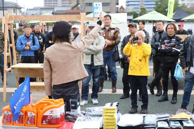 画像12: バイクるおおがきパーティー1st