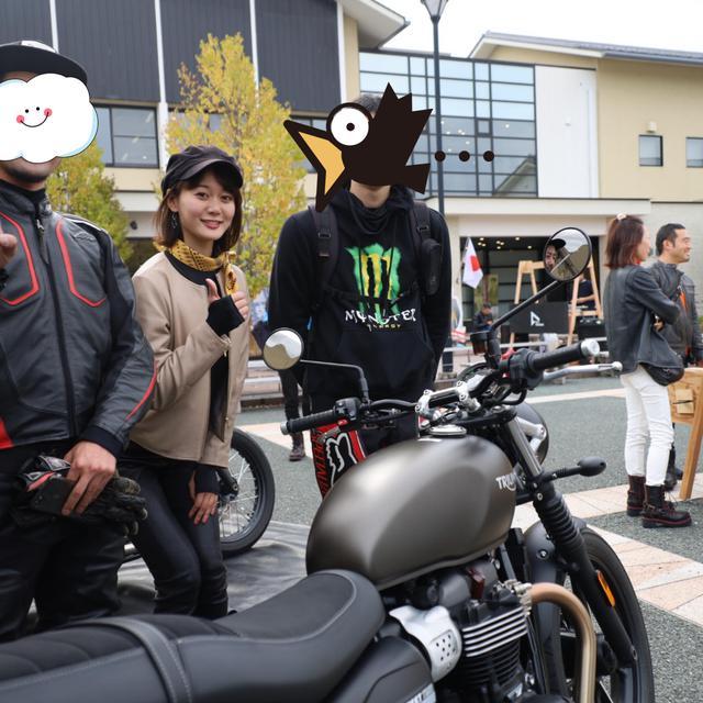 画像10: バイクるおおがきパーティー1st