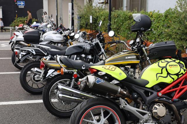 画像5: バイクるおおがきパーティー1st