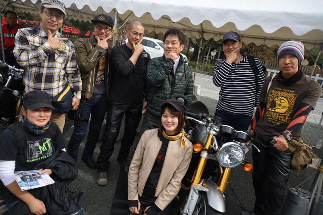 画像28: バイクるおおがきパーティー1st