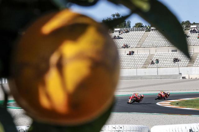 画像: 【モトGP2019 バレンシアGP1日目】マルケスとロレンソが最終戦の初日を終了