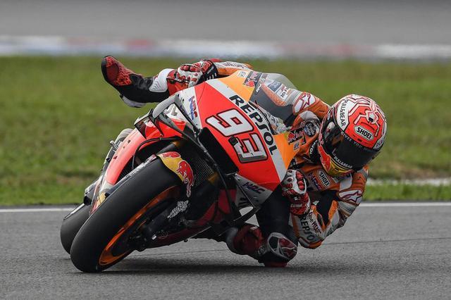 画像: 【モトGP2019 マレーシアGP2日目】マルケスは11番手スタート。激しいクラッシュ後のケガはなし