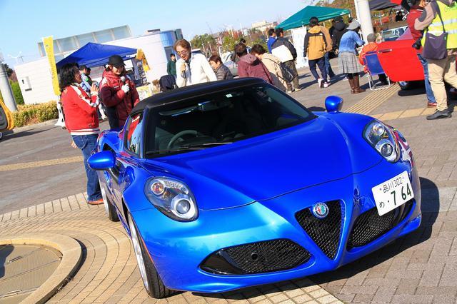 画像6: 美しきイタリア車の祭典 第7回 あいちトリコローレ2019