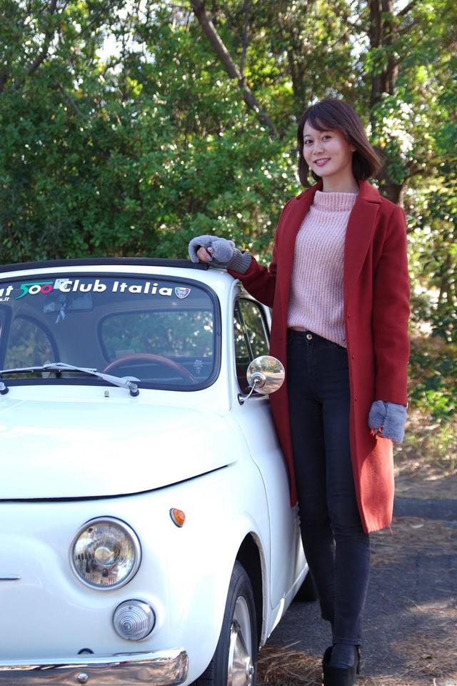 画像: 旧車を見つけるとつい駆け寄ってしまう性。パート2 Fiat500L
