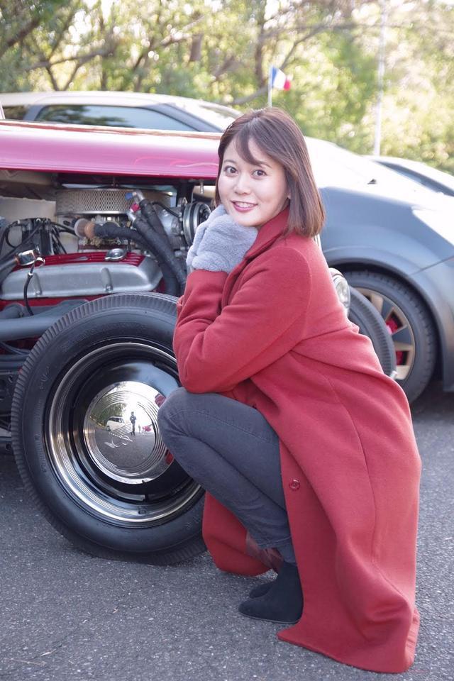 画像: 旧車を見つけるとつい駆け寄ってしまう性。パート3 わからない。