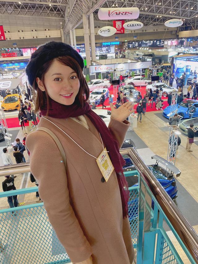 画像2: 東京オートサロン2020取材記 YU編
