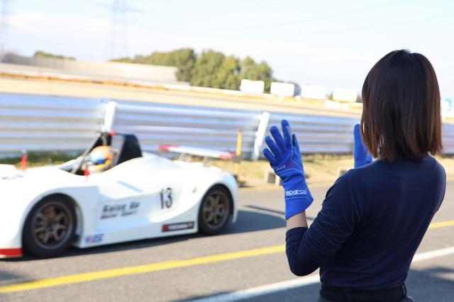 画像31: フォーミュラ未経験の女子がFJ1600とVITAに乗ってみた!