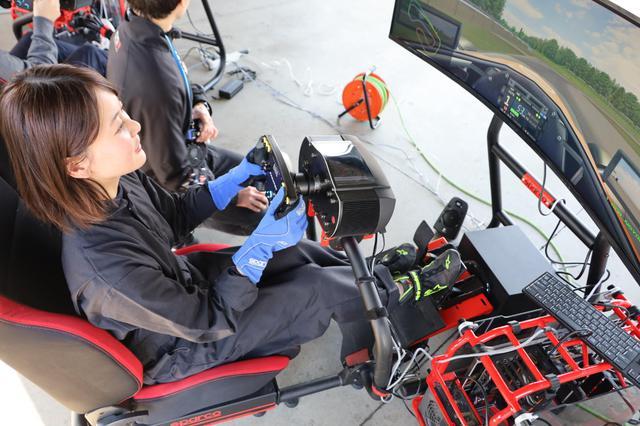 画像16: フォーミュラ未経験の女子がFJ1600とVITAに乗ってみた!