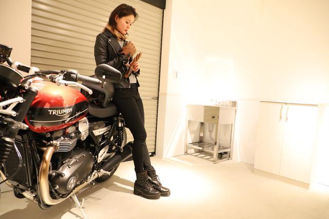 画像6: 名古屋初☆バイク専用ガレージハウス誕生!