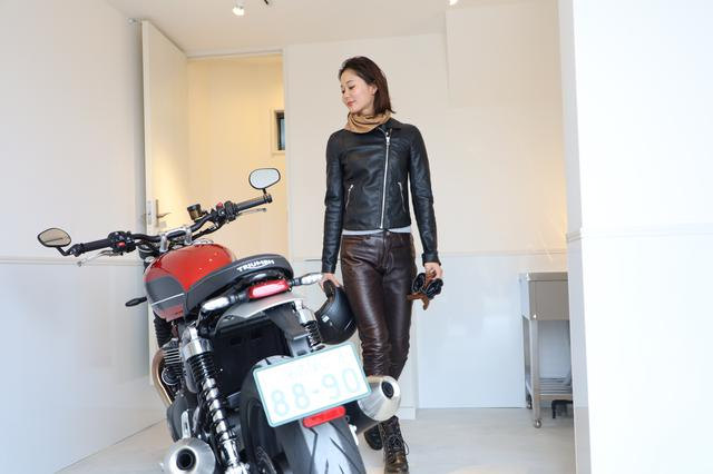 画像2: 名古屋初☆バイク専用ガレージハウス誕生!