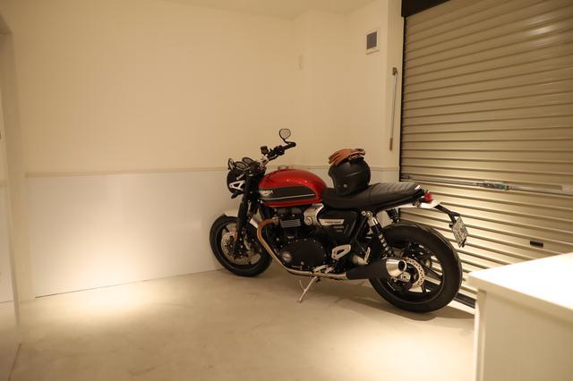 画像5: 名古屋初☆バイク専用ガレージハウス誕生!