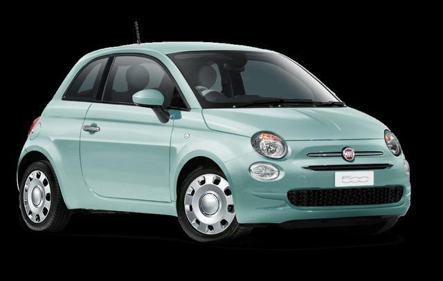 画像: フィアット500 fiat公式HP www.fiat-auto.co.jp