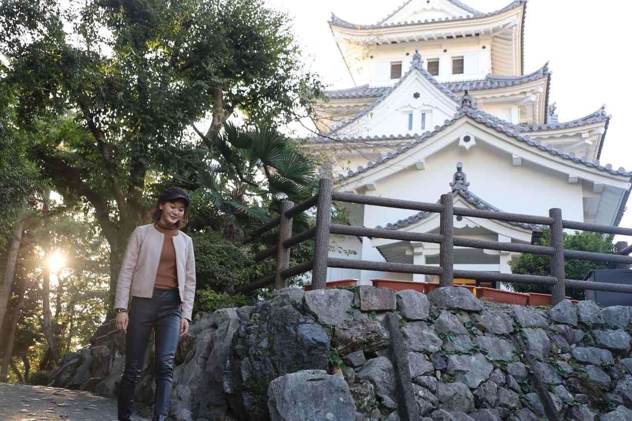 画像1: 大垣城