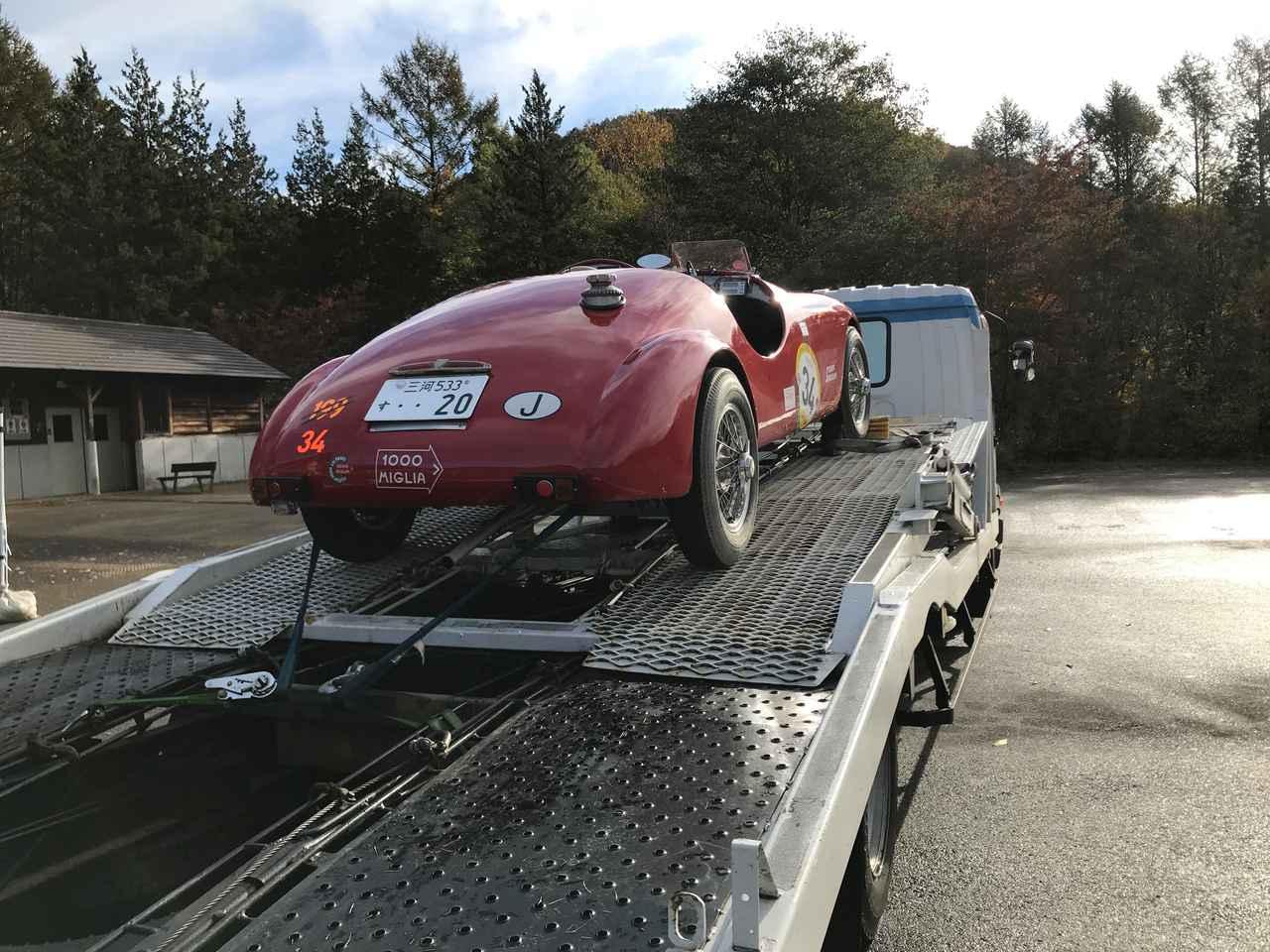 画像: 小さく軽いクルマこそ気を使う、というのは積載車に乗るようになって痛感していることだ。