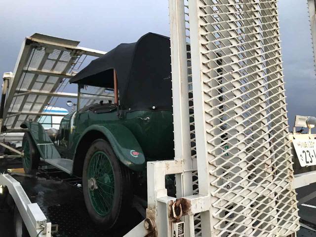 画像3: グランツーリズモで見せる「カーガイの背中」と、すでに沿道には根付いている自動車文化 (La Festa Mille Miglia をサポートカーで走ってみた③)