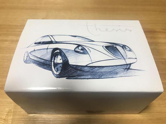 画像: テージスとバルケッタのミニカー増車