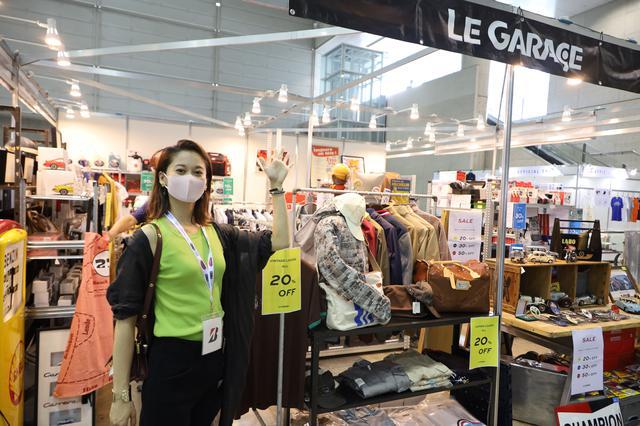 画像: 髪の毛ピョンはご愛敬。 LE GARAGE(ル・ガラージュ) www.legarage.jp