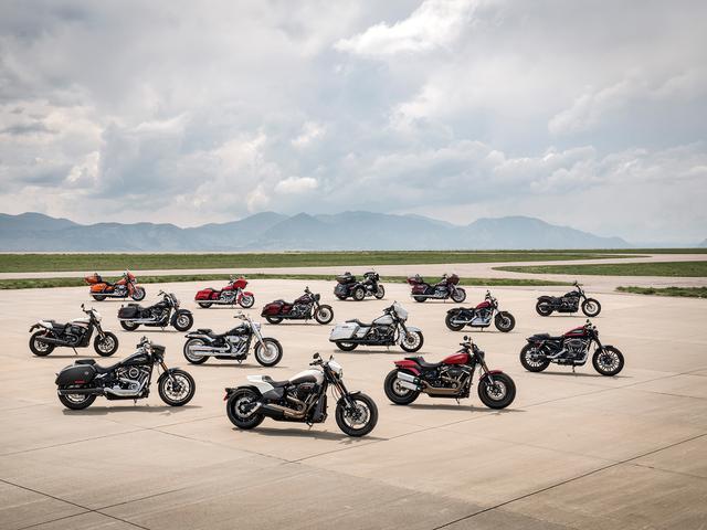 画像: Harley-Davidson Japan