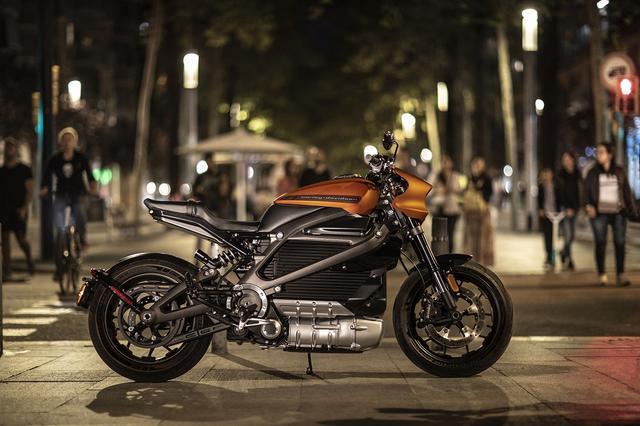 画像2: ハーレーダビッドソン ジャパン NEWS PELEASE 初の電動スポーツバイク『Live Wire』を2021年春に日本導入