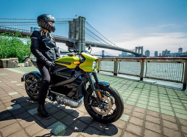 画像1: ハーレーダビッドソン ジャパン NEWS PELEASE 初の電動スポーツバイク『Live Wire』を2021年春に日本導入
