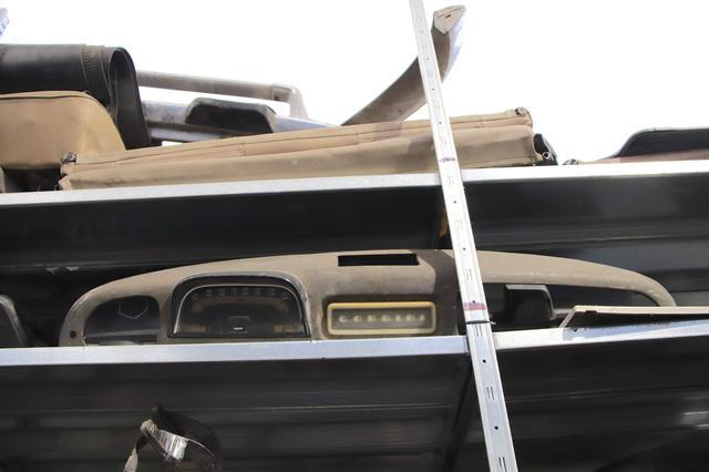 画像: ルノー・ドフィン・ゴルディーニのダッシュボード。