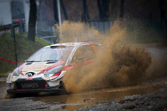 画像3: オジエ、WRCモンツァ優勝/自身7度目のドライバーズタイトル獲得