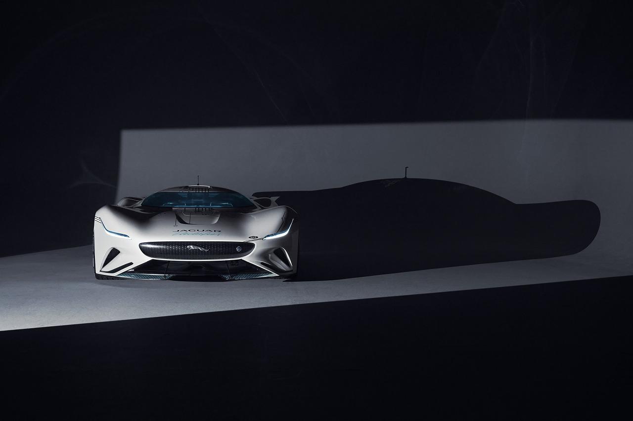 画像2: 「VISION GRAN TURISMO SV」発表 究極のゲーム用フル電動耐久レーシングカー