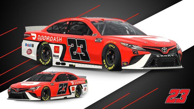 画像: 元 NBA スター選手 マイケルジョーダン 「23XI Racing」設立