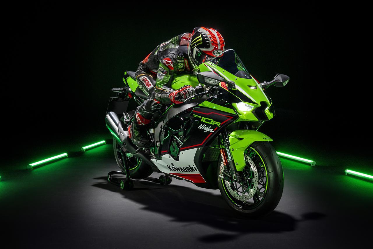 画像: スーパーバイク世界選手権で6連覇を達成した 「Ninja ZX-10R/RR」が、さらなるアップデートを果たし新登場
