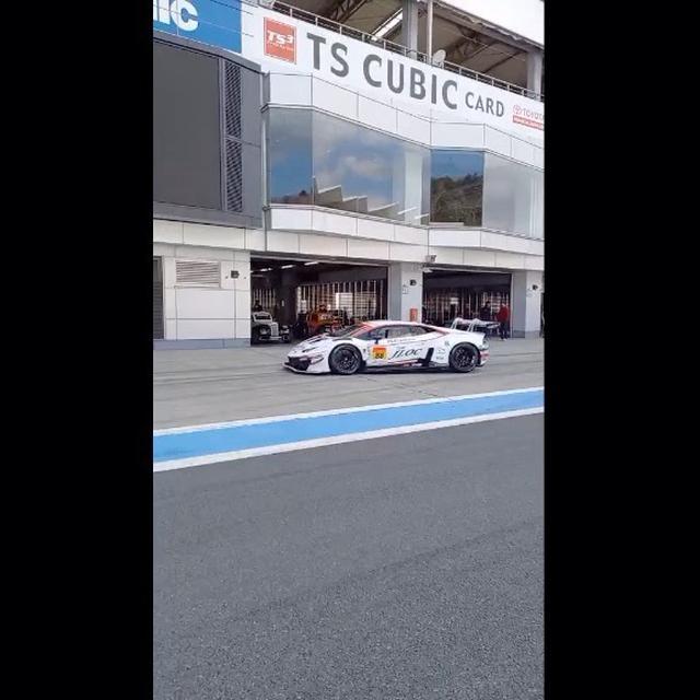 画像: 2021年3月27日、28日に静岡県 富士スピードウェイで スーパーGT 公式テストが行われます。  そこで、先日行われたJLOCプライベートテストの模様を皆様にお届けします! 普段なかなか見ることが出来ない貴重なプライベートテストの模様をお楽しみ ... www.instagram.com