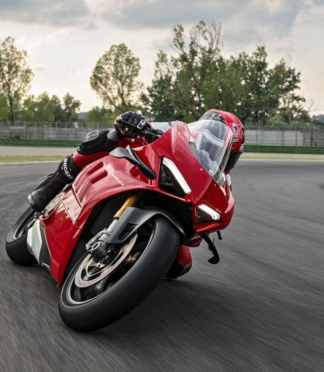 画像: New Panigale V4 (2020): The Science of Speed | Ducati