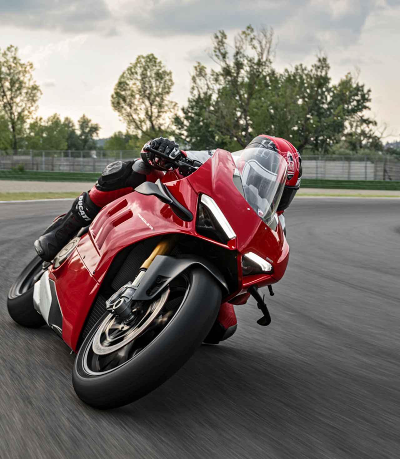 画像: New Panigale V4 (2020): The Science of Speed | Ducati