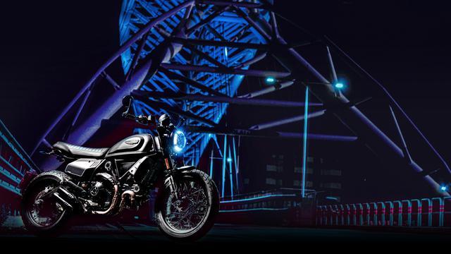 画像: Ducati Scrambler Nightshift