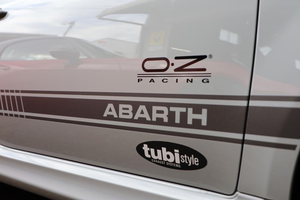 画像9: ABARTH124SPIDER ABARTH595 REDPOINT Original OZ SUPERTURISMO-LM|レッドポイント取材